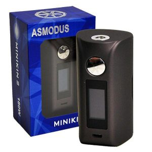Mods Box electronique - Asmodus - MINIKIN 2 ASMODUS (noir) - Smoke clean à Etampes 91150 en Essonne 91 France