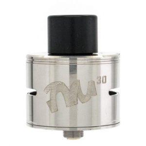 Atomiseur - Reconstructible - Twisted Messes 30mm – TM30 Par Twisted Messes - smoke clean à Etampes 91150 en Essonne 91, France