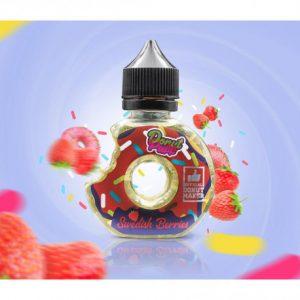 Eliquide - Donut Puff - swedish berries 50ml - Smoke clean à Etampes 91150 en Essonne 91 France