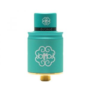 Atomiseur - Reconstructible - Dotmod – Petri V2 RDA (Tiffanie blue limited edition) - smoke clean à Etampes 91150 en Essonne 91, France