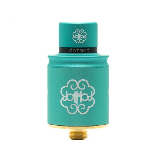 Atomiseur - Reconstructible - Dotmod – Petri V2 RDA (Tiffanie blue limited edition) - smoke clean à Etampes 91150 en Essonne 91, France
