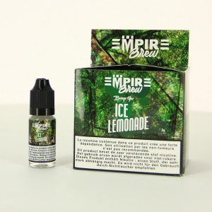 Eliquide - Empire Brew - ice lemonade 10ml - Smoke clean à Etampes 91150 en Essonne 91 France