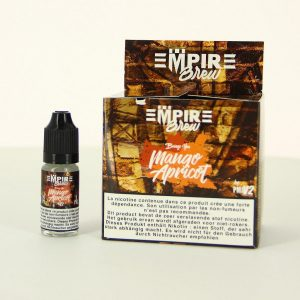 Eliquide - Empire Brew - mango apricot 10ml - Smoke clean à Etampes 91150 en Essonne 91 France