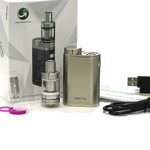 Kits E-cigarettes - eleaf - Kit iStick Pico TC 75w avec Melo 3 Mini brushed silver - Smoke clean à Etampes 91150 en Essonne 91 France