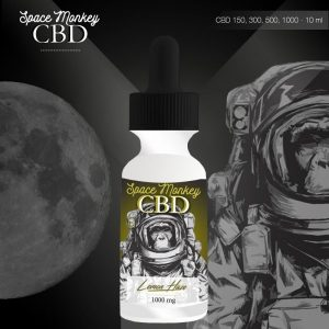 E-liquide - Space Monkey - CBD - lemon haze - Smoke clean à Etampes 91150 en Essonne 91 France