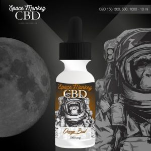 E-liquide - Space Monkey - CBD - orange bud - Smoke clean à Etampes 91150 en Essonne 91 France