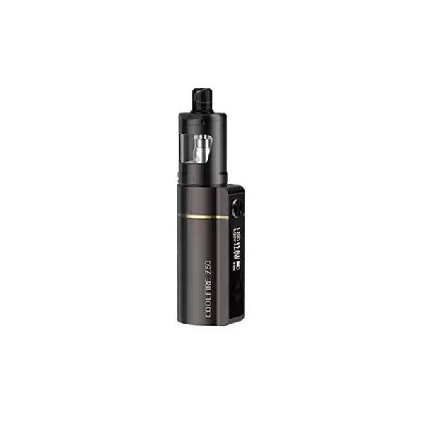Kits E-cigarettes - Innokin -Kit Coolfire Z50 4ml 50W 2100mAh noir - Smoke clean à Etampes 91150 en Essonne 91 France