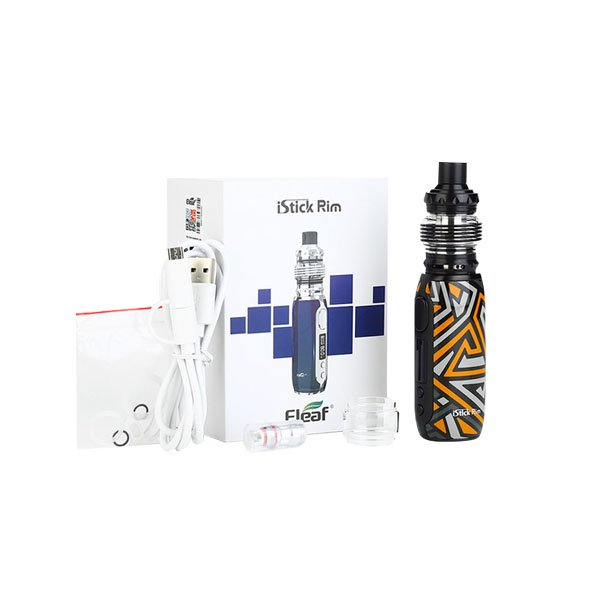 Kits E-cigarettes - Eleaf - Pack Istick Rim 4ml 3000mAh 80W - Smoke clean à Etampes 91150 en Essonne 91 France