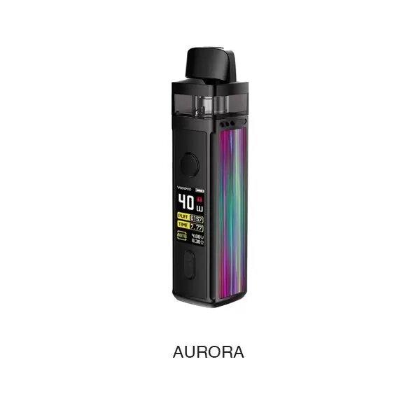 Kits E-cigarettes - Pack Pod Vinci 5.5ml 40W 1500mAh – aurora - Voopoo - Smoke clean à Etampes 91150 en Essonne 91 France