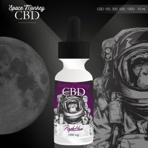 E-liquide - Space Monkey - CBD - purple haze - Smoke clean à Etampes 91150 en Essonne 91 France