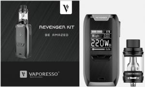 Kits E-cigarettes - vaporesso - Kit Revanger 220w- Smoke clean à Etampes 91150 en Essonne 91 France