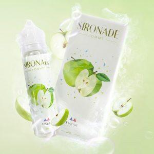 Eliquide - Sironade - pomme 60ml - Smoke clean à Etampes 91150 en Essonne 91 France