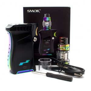 Kits E-cigarettes - smok - Kit MAG 225 TFV12 Prince rainbow- Smoke clean à Etampes 91150 en Essonne 91 France
