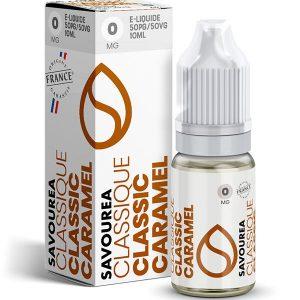 Eliquide - Savourea - tabac caramel - Smoke clean à Etampes 91150 en Essonne 91 France