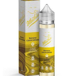 E-liquide - Banane caramélisé - Machin - Smoke clean à Etampes 91150 en Essonne 91 France