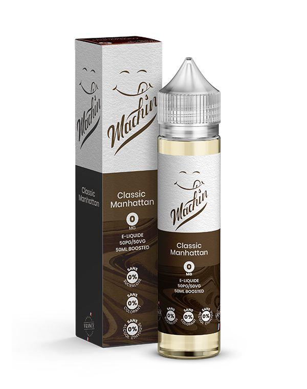 E-liquide - Classic Manhattan - Machin - Smoke clean à Etampes 91150 en Essonne 91 France