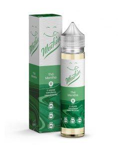 E-liquide - Thé vert menthe - Machin - Smoke clean à Etampes 91150 en Essonne 91 France