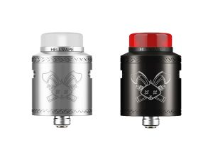 Atomiseur - Reconstructible - Dead Rabbit V2 RDA 24mm – Hellvape - smoke clean à Etampes 91150 en Essonne 91, France