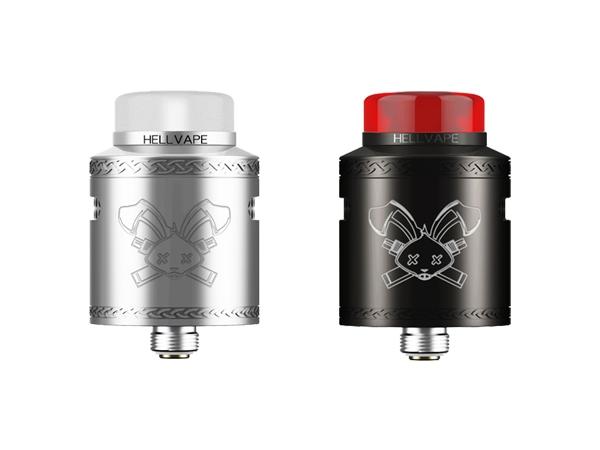 Atomiseur - Reconstructible - Dead Rabbit V2 RDA 24mm – Hellvape - smoke clean à Etampes 91150 en Essonne 91, France