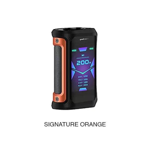 Mods Box electronique - geek vape - Box Aegis X 200W orange - Smoke clean à Etampes 91150 en Essonne 91 France