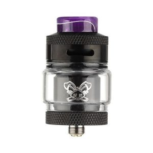 Atomiseur - Reconstructible - Dead Rabbit RTA 2ml/4.5ml 24mm – Hellvape - smoke clean à Etampes 91150 en Essonne 91, France