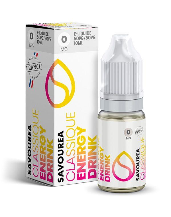 Eliquide - Savourea - energy drink - Smoke clean à Etampes 91150 en Essonne 91 France