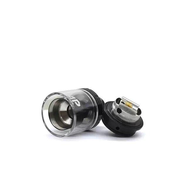 Atomiseur - Reconstructible - Gata RTA 24mm (Black) – QP Design - smoke clean à Etampes 91150 en Essonne 91, France