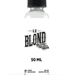 Eliquide - bounty hunters - le blond - Smoke clean à Etampes 91150 en Essonne 91 France