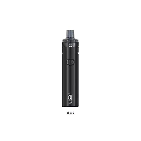 Kits E-cigarettes - Eleaf - Kit iJust AIO 2ml 1500mAh black - Smoke clean à Etampes 91150 en Essonne 91 France
