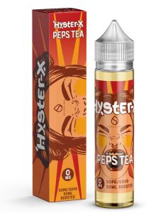 E-liquide - E-liquide Peps Tea 50ml Hyster-X - Smoke clean à Etampes 91150 en Essonne 91 France