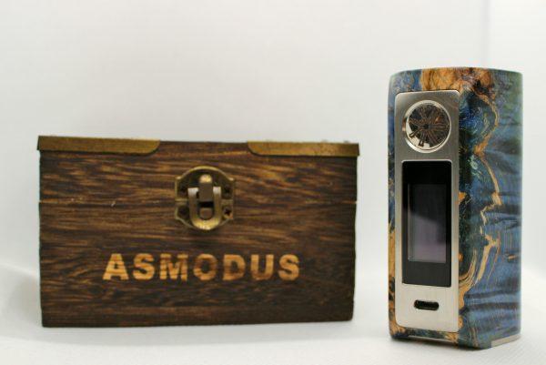 Mods Box electronique - Asmodus - Minikin 2 Kodama Bois Stabilisé/Bleu - Smoke clean à Etampes 91150 en Essonne 91 France