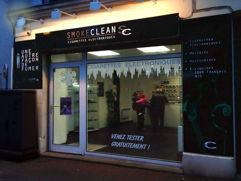 Boutique Smoke clean à Etampes 91150 en Essonne 91 France