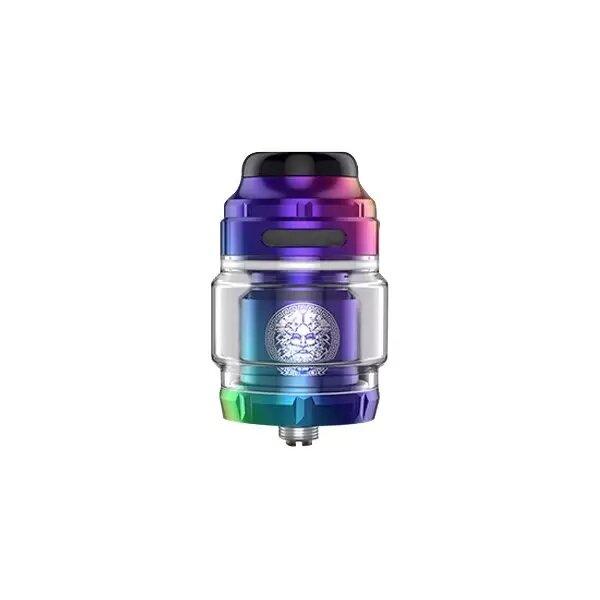 Atomiseur - Reconstructible - Zeus X RTA 4.5ml 25mm – Geekvape - rainbow - smoke clean à Etampes 91150 en Essonne 91, France