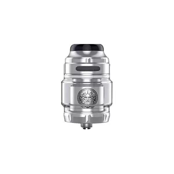 Atomiseur - Reconstructible - Zeus X RTA 4.5ml 25mm – Geekvape - silver - smoke clean à Etampes 91150 en Essonne 91, France